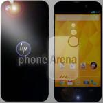 Cпецификации Android-смартфона HP