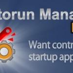 Autorun Manager PRO – даст полный контроль над автозапуском программ в вашем устройстве.