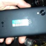 Неанонсированный смартфон Nexus 5 «забыли» в баре