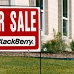 BlackBerry хочет себя продать