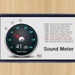 Шумомер — Sound Meter 1.5.3 для Android