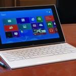 Sony показала конкурента Surface Pro — планшет Vaio Tap 11