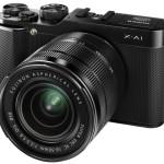 Fujifilm показала недорогую беззеркалку X-A1