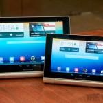 Lenovo представила «долгоиграющие» планшеты Yoga Tablet