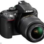 Nikon D5300 получил 24 мегапикселя, Wi-Fi, GPS и 39-точечную автофокусировку