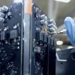 Apple показала процесс сборки новых Mac Pro