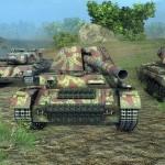 В World of Tanks появится игровой режим «Командный бой»