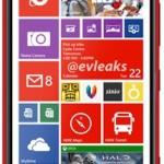 Очередное пресс-фото фаблета Nokia Lumia 1520