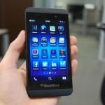 BlackBerry Z10: шикарные скидки
