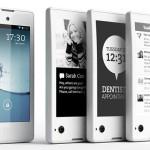 YotaPhone с «электробумажным» экраном: в декабре