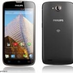 Новинка Philips: смартфон Xenium W8555