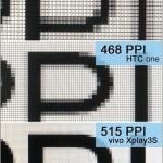 Журналисты сравнили экраны Vivo Xplay3S и iPhone 5s