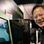 Глава NVIDIA в восторге от ОС Android