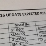 Samsung Galaxy S4 и Note 3 получат Android 4.4 KitKat в январе 2014 года