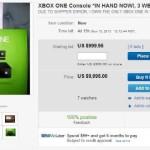 Американка попыталась продать на eBay консоль Xbox One за $10 тысяч