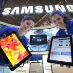 Samsung готова представить в первом квартале 2014 года не менее 4 новых планшетов