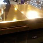 В лондонском универмаге продается золотая Xbox One за $9,8 тысячи