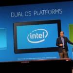 Intel возвестила о слиянии Android и Windows