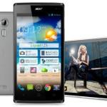 Acer представила доступные смартфон Liquid Z5 и планшет Iconia B1