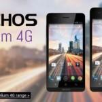Archos выпустил смартфоны линейки Helium 4G за $200 и выше