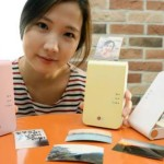LG выпустила компактную модель карманного фотопринтера