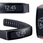 MWC 2014: фитнес-браслет Samsung Gear Fit с изогнутым экраном