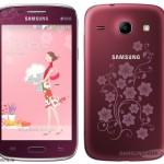 Samsung расширила линейку LaFleur моделями Galaxy Core, Fame Light и Trend