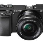 Sony показала самую «крутую» беззеркалку A6000