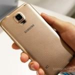MWC 2014: «живые» фото Samsung Galaxy S5