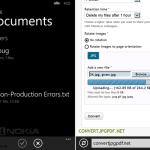 Еще одна подборка нового в Windows Phone 8.1